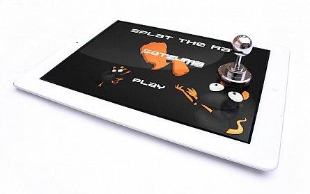 Joystick mare pentru telefon cu ecran tactil - Satzuma