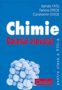 CAIET ELEV CLS. A VIII-A CHIMIE