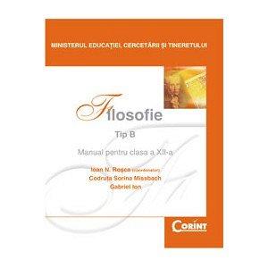 MANUAL CLS. XII - FILOSOFIE B - I N ROSC