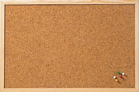 Tabla pluta A-series,rama lemn,60x100cm
