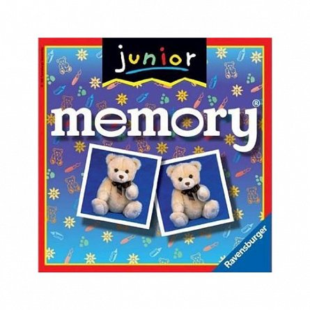 Joc Ravensburger - Jocul memoriei, junior