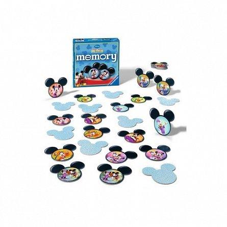 Joc Ravensburger - Jocul memoriei, clubul lui Mickey Mouse