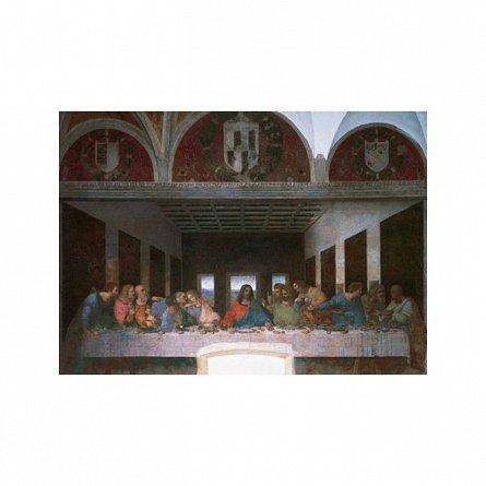 Puzzle Ravensburger - Leonardo da Vinci cina cea de taina, 1000  piese