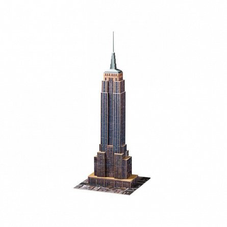 Puzzle 3D Ravensburger - Empire State Building, 216 piese
