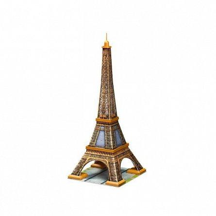 Puzzle 3D Ravensburger - Turnul Eiffel, 216 piese