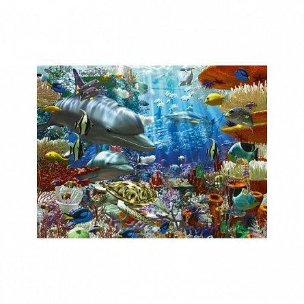 Puzzle Ravensburger - Minunile oceanului, 3000  piese