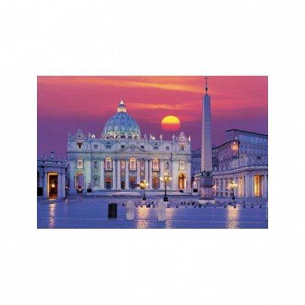 Puzzle Ravensburger - Catedrala Sfantul Petru Roma, 3000  piese