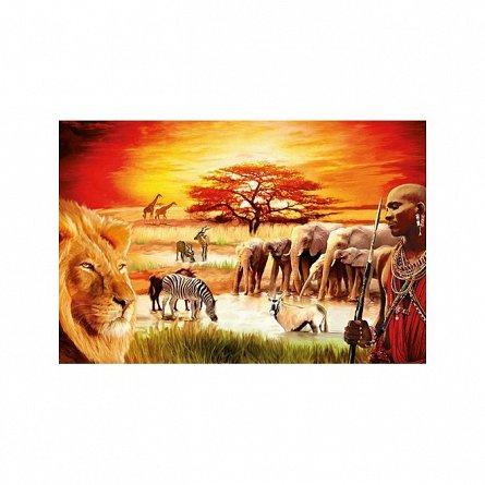 Puzzle Ravensburger - Savana, 3000  piese