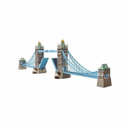 Puzzle 3D Ravensburger - Tower Bridge, 216 piese