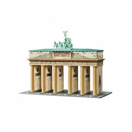 Puzzle 3D Ravensburger - Poarta Brandenburg, 24 piese