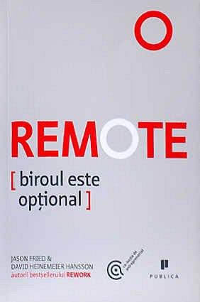 REMOTE. BIROUL ESTE OPTIONAL