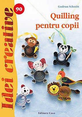 QUILLING PENTRU COPII-IDEI CREATIVE 90