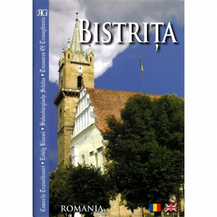 BISTRITA RO, EN (BROSURA)