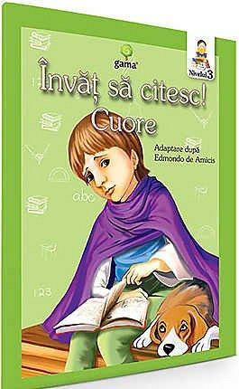 CUORE. INIMA DE COPIL ISC N3