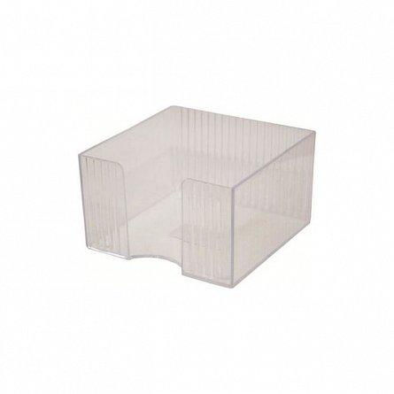 Suport cub hartie Flaro, transparent fumuriu