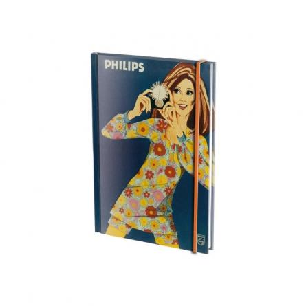 Agenda A5,144p,Photoflux Philips Museum