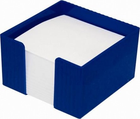 Suport cub hartie Flaro, mat albastru