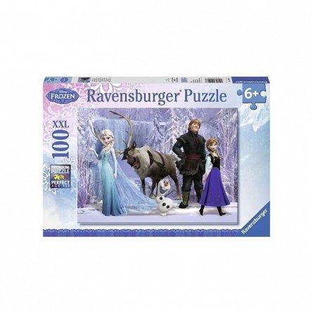 Puzzle Ravensburger - Frozen, 100 piese
