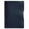 Caiet A4,My.Book Flex,40f,mate,negru