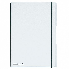 Caiet A4,My.Book Flex,2x40f,d+m,trasparent