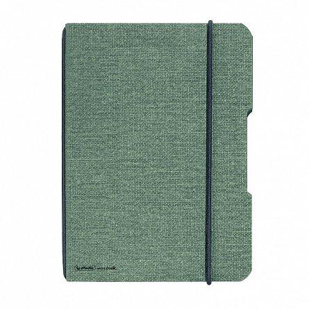 Caiet A5,My.Book Flex,40f,mate,gri/negru