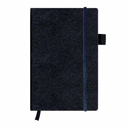 Agenda A5,My.Book Classic,96f,velin,negru