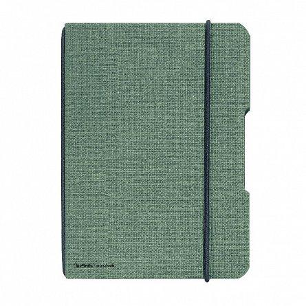 Caiet A4,My.Book Flex,40f,mate,gri/negru