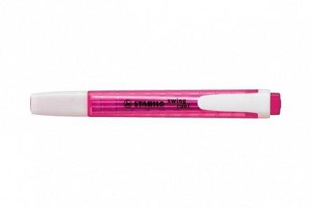 Textmarker Stabilo Swing Cool,roz