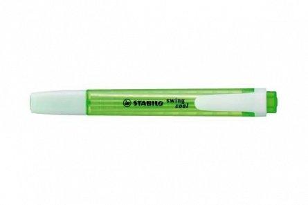 Textmarker Stabilo Swing Cool,verde