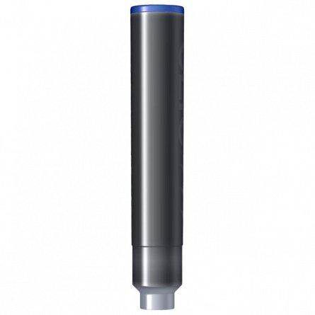 Rezerva stilou (Patroane cerneala) mici, albastru, 6 buc/set