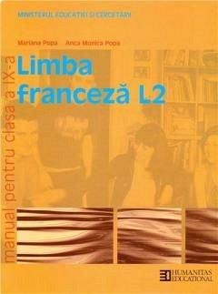 LIMBA FRANCEZA L2  CLS A IX-A. MANUAL