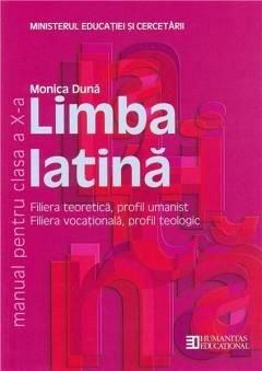 LIMBA LATINA CLS A X-A. MANUAL