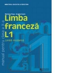LIMBA FRANCEZA .L1  CLS A X-A. MANUAL