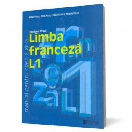 LIMBA FRANCEZA .L1 CLS A XII-A. MANUAL