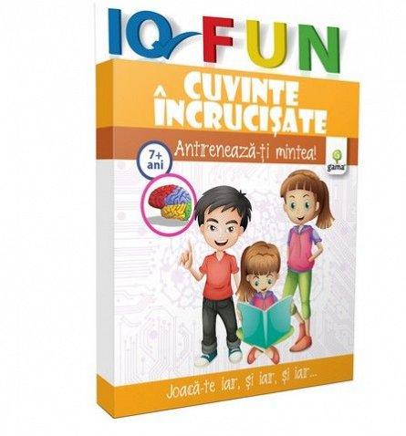 CUVINTE INCRUCISATE/ IQ FUN