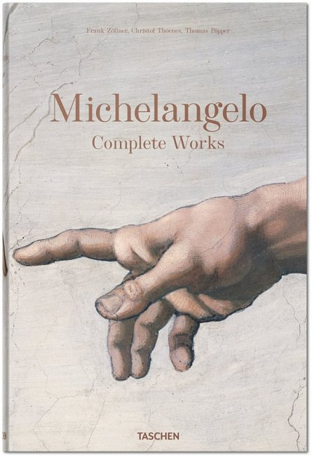 MICHELANGELO, COMPLETE WORKS