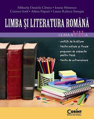 LB SI LIT ROMANA CLS A VII-A - CIRSTEA