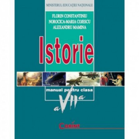 MANUAL CLS. A VII-A ISTORIE