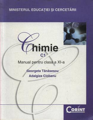 MANUAL CLS. XI - CHIMIE