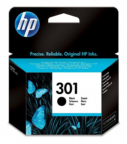Cartus HP Negru NR.301 CH561EE 3ML ORIGINAL DESKJET 2050