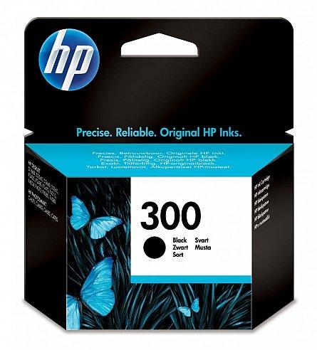 Cartus HP 300, CC640EE, negru