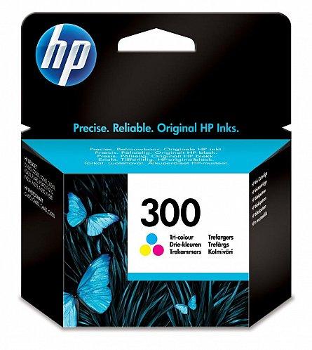 Cartus HP 300, CC643EE, color