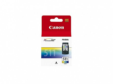 Cartus Canon CL-511, Color Ink