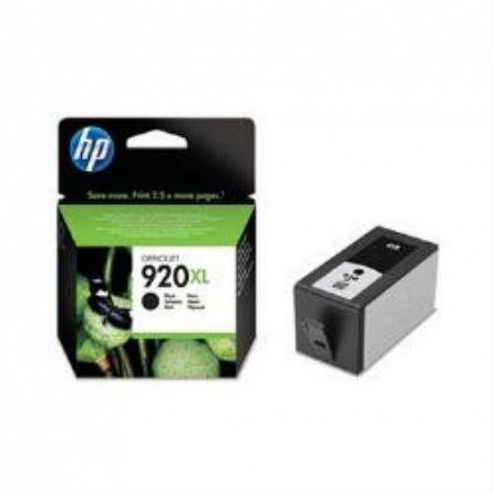 Cartus HP 920XL, CD975AE, negru