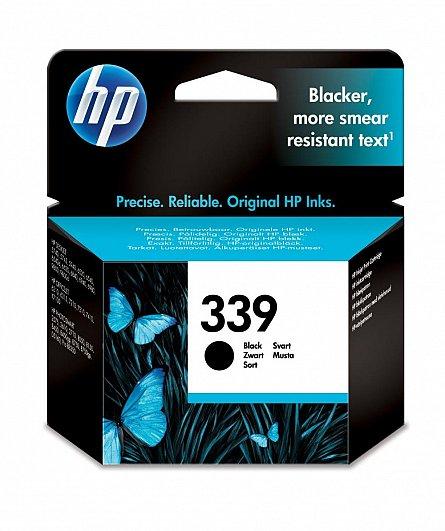 Cartus HP 339, C8767EE, negru