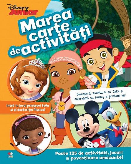 DISNEY. MAREA CARTE DE ACTIVITATI