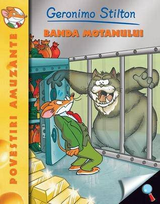 BANDA MOTANULUI-GERONIMO STILTON (VOL.4)