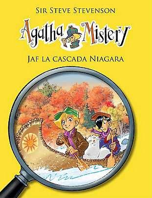 JAF LA CASCADA NIAGARA. AGATHA MISTERY, VOL. 4