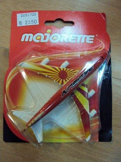 Avion Majorette,13cm
