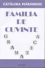 FAMILIA DE CUVINTE